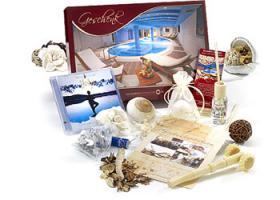 Wellness - Geschenkbox