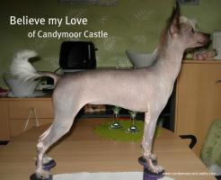 Believe my Love of Candymoor Castle