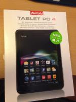 Weltbild Tablet PC 4 mit Android 4.1