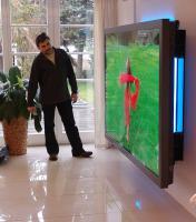 Foto 5 Weltgrößter Panasonic Fernseher mit imposanten 103'' Bilddiagonale (261cm!). Professioneller TV!