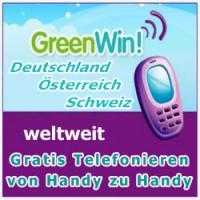 Weltweit gratis Telefonieren - von Handy zu Handy