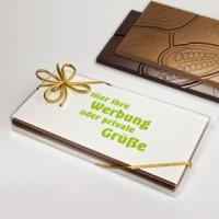 Foto 2 Werbegeschenke, Massivholzetuis, Schokolade -Täfelchen & Pralinen