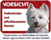 Foto 2 West Highland White Terrier  Westie Fanartikel