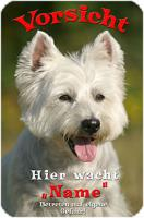 Foto 5 West Highland White Terrier  Westie Fanartikel