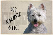 Foto 6 West Highland White Terrier  Westie Fanartikel