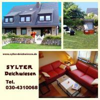 Westerland - Ferienwohnung Sylter Deichwiesen