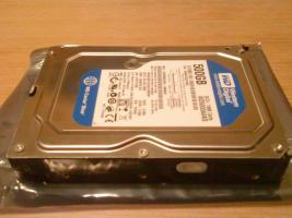 Foto 2 Western Digital Caviar Blue 500 GB, SATA II (WD5000AAKS)