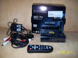 Western Digital HD TV Media Player