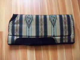 Westernpad, Tuffy-Pad v. Big Horn, 3x benutzt, s.g. Zustand