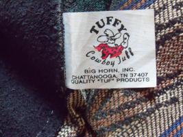 Foto 2 Westernpad, Tuffy-Pad v. Big Horn, 3x benutzt, s.g. Zustand