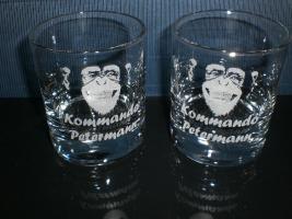 Foto 3 Whiskyglas mit Fotogravur