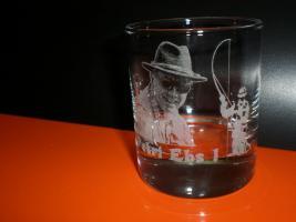 Foto 3 Whiskyglas inkl. Fotogravur