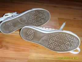 Foto 4 Wie NEU. Schuhe, Sportschuhe, Freizeitschuhe, Die Wilden Kerle Schuhe Größe 37, Canvas Sneaker Basketball-Boot, Madchenschuhe, Jungenschuhe, Schnäppchen