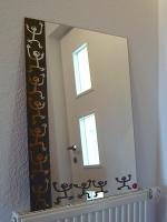 Foto 3 Wie neu: Esstisch, Spiegel, Lampen, Tret-M�lleimer zu verk.