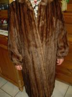 Wiesel Mantel