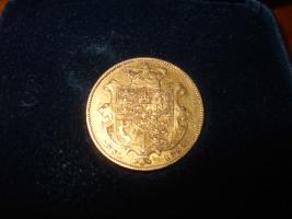 Foto 2 William IV gold souveränen und Echtheits-Zertifikat
