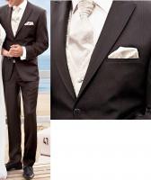 Wilvorst Hochzeitsanzug Gr. 102 mit allem was Mann braucht!