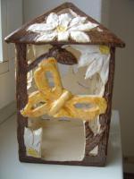 Foto 3 Windlicht Schmetterling Garten Tischdeko Geschenk Deko