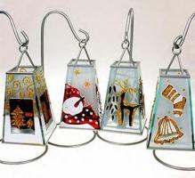 Windlichter mit Ständer-Tolles Geschenk Abholbar