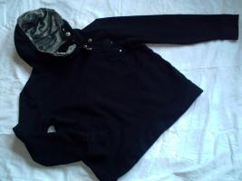 Winter Kapuzen-Pullover- GP- Gr. S- (siehe Maße)