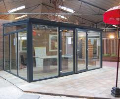 Foto 2 Wintergarten VSG glas  ab