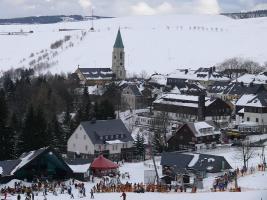Winterurlaub zum Sommerpreis im Erzgebirge/Oberwiesenthal