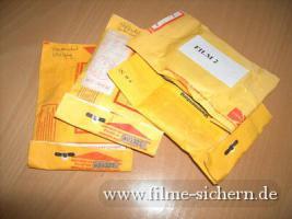 Wir bringen Ihre alten Filme (Schmalfilm und Video) auf DVD – in bestechend guter Qualität - Dresden