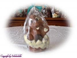 Wir verkaufen Wunderschöne Schokoladen-Figuren