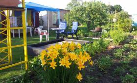 Foto 2 Wir verkaufen unseren kleinen Garten