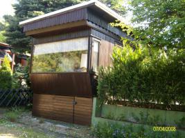 wochenend ferienhaus fertighaus bad mit fenster balkon terrasse barrierefrei einbauk che. Black Bedroom Furniture Sets. Home Design Ideas