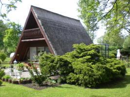Foto 5 Wochenendehaus/ Finnhütte 48m² auf 1200m² Pachtland