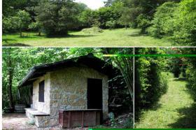Wochenendgrundstück mit Häuschen bei Simmozheim