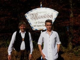 Foto 3 Wohin in den Ferien?... Bergpension Maroldhof