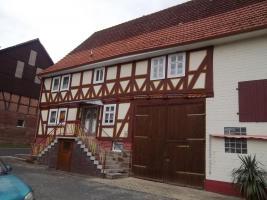 Wohn-Bauernhof-Fachwerkstil