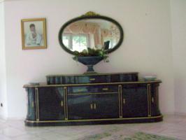 wohn esszimmer komplett in minden von privat. Black Bedroom Furniture Sets. Home Design Ideas