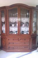 Wohn / Esszimmermöbel Antiklook, einzeln oder im Set