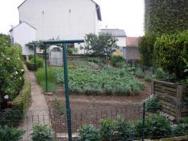 Innehof/Garten
