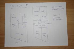 Foto 2 Wohnhaus mit 3 Zimmer Wohnung