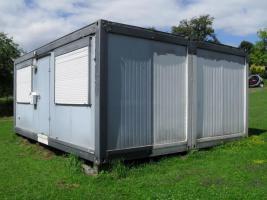 Wohnkontainer ca 42 m2