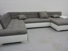 Wohnlandschaft  U-Form   Sofa