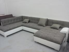 Foto 2 Wohnlandschaft  U-Form   Sofa
