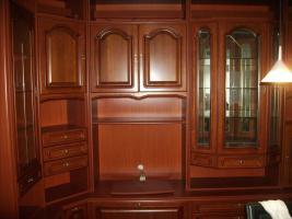 Foto 2 Wohnschrank braun aus massivholz. gute Qualität