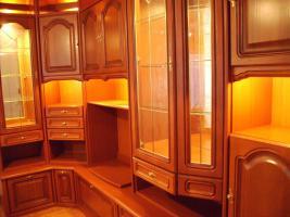 Foto 3 Wohnschrank braun aus massivholz. gute Qualität