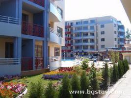 Foto 4 Wohnung in Bulgarien 66 m2 mit Pool direkt am Sonnenstrand
