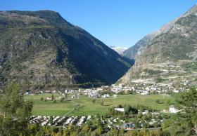 Wohnungen in der Region Gampel