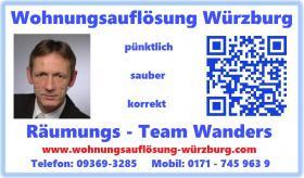 Wohnungsauflösung Haushaltsauflösung Würzburg und Umgebung