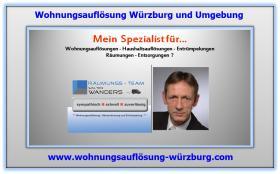 Foto 3 Wohnungsauflösung Haushaltsauflösung Würzburg und Umgebung
