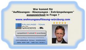 Foto 5 Wohnungsauflösung Haushaltsauflösung Würzburg und Umgebung
