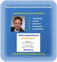 Foto 9 Wohnungsauflösung Haushaltsauflösung Würzburg und Umgebung