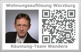 Wohnungsauflösung Würzburg u. Umgebung / Räumungs-Team Wanders